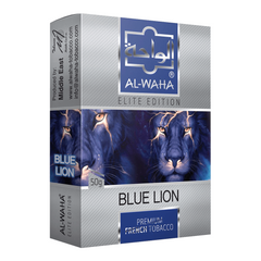 Image of Al-Waha Blue Lion shisha tobacco