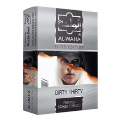 Image of Al-Waha Dirty Thirty shisha tobacco