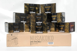 NUSAKOKO COCONUT COAL - Hexigon