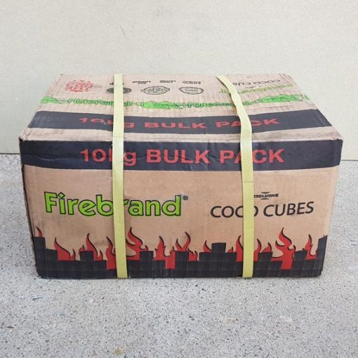 Firebrand COCO CUBES - 10KG BULK (loose) Pack