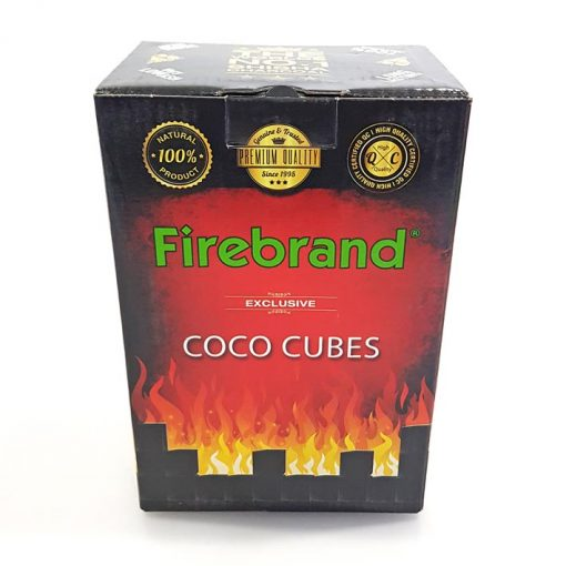 Firebrand COCO CUBES - 1KG Pack