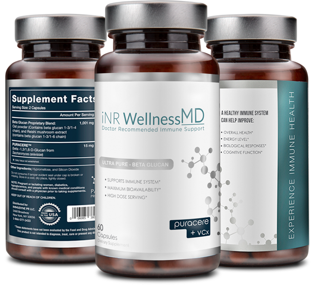 iNR Wellness MD - 3 Bottles