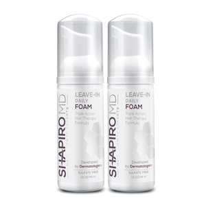 Leave-in Daily Foam (2 Bottles)