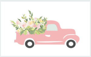 Delivery Fees - Fresh Flower Bar