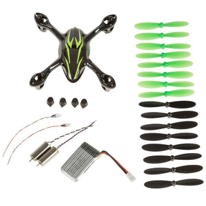 Mini Drone Part The Hubsan X4 H107C FPV Quadcopter Spare Parts Crash Pack RC toy part