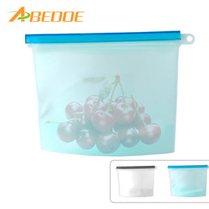 ABEDOE Food Grade Freshness Preservation Bags Protection Food Container Package Kitchen Tools Storage Bag Kitchen Accessories