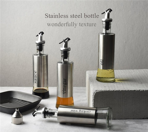 Cooking Dispenser Bottles