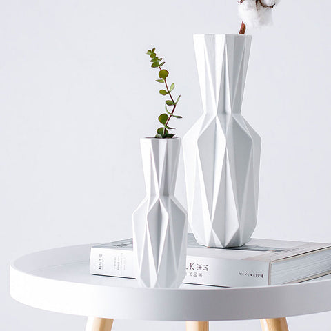 Image of Geometric Nordic Vase