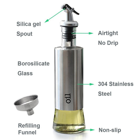 Image of Cooking Dispenser Bottles