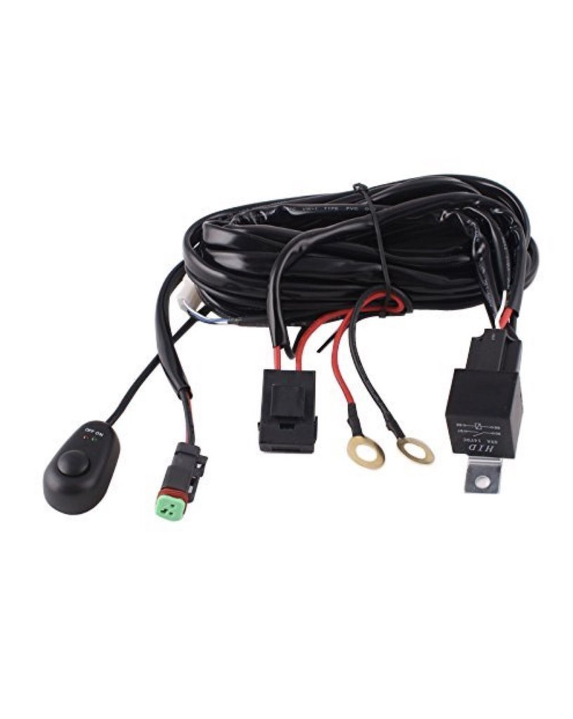 LED Light Wiring Harness