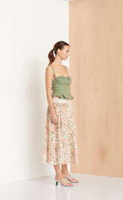 THE DREAMER TOP - KHAKI