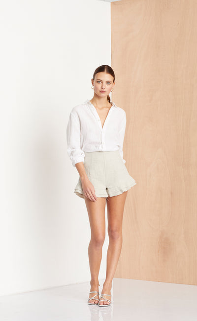 NATUREL SHIRT - IVORY