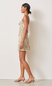 CATALONIA MINI DRESS - PRINT