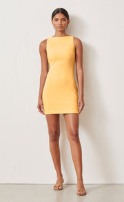 RAPHAELA MINI DRESS - MELON