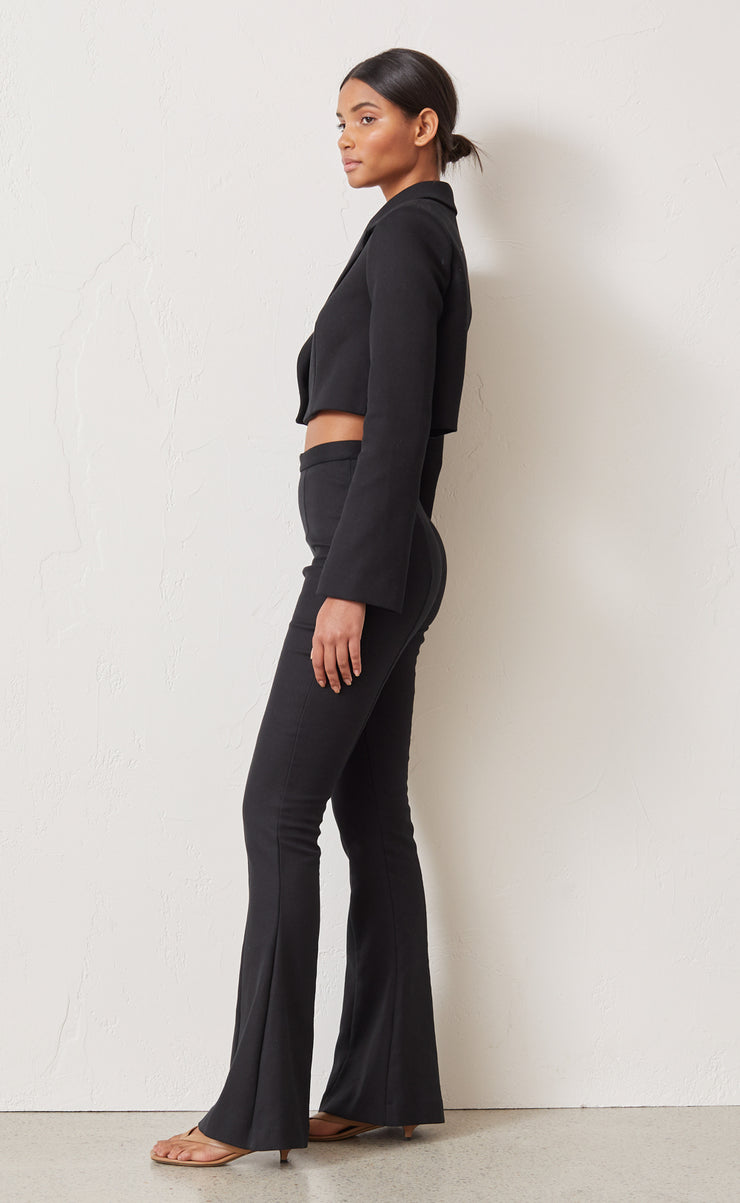 CLAUDETTE JACKET - BLACK