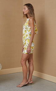 DAPHNE MINI DRESS - PRINT