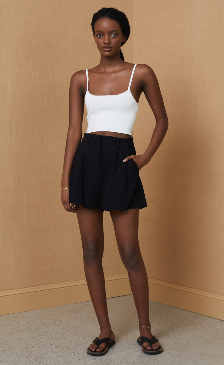 HARRIET SHORT - BLACK