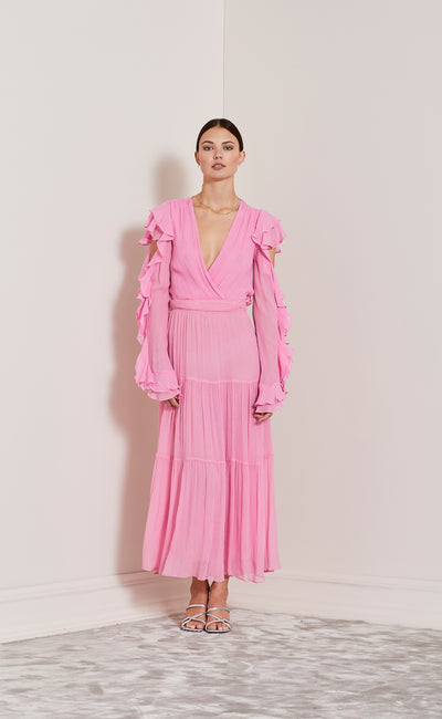 LOVE FOOL DRESS - PINK