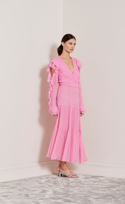 ENDLESS LOVE DRESS - PINK