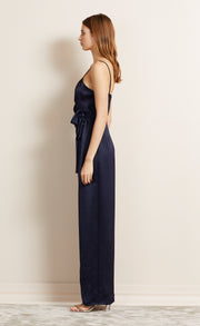 ALL NIGHT MAXI DRESS - NAVY
