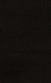 CELESTE KNIT JUMPER - BLACK