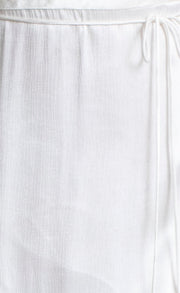 MOON DANCE MIDI DRESS - IVORY