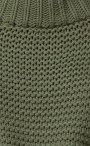 ELSA KNIT JUMPER - SAGE