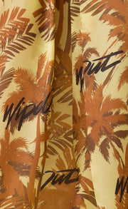 HALI SHIRT - BUTTER PALM