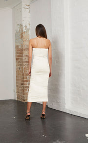 SIMPLY IRRESISTABLE DRESS - IVORY