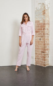 STELLA JUMPSUIT - BLUSH