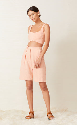 CORAL CLUB SHORT - PEACH