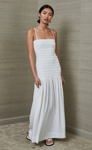 SKYE DREAMER MAXI DRESS - IVORY