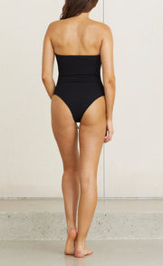 BILLIE JEAN ONE PIECE - BLACK