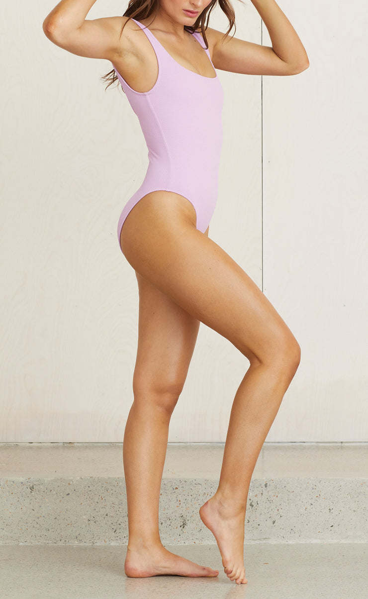 BONNIE ONE PIECE - LILAC
