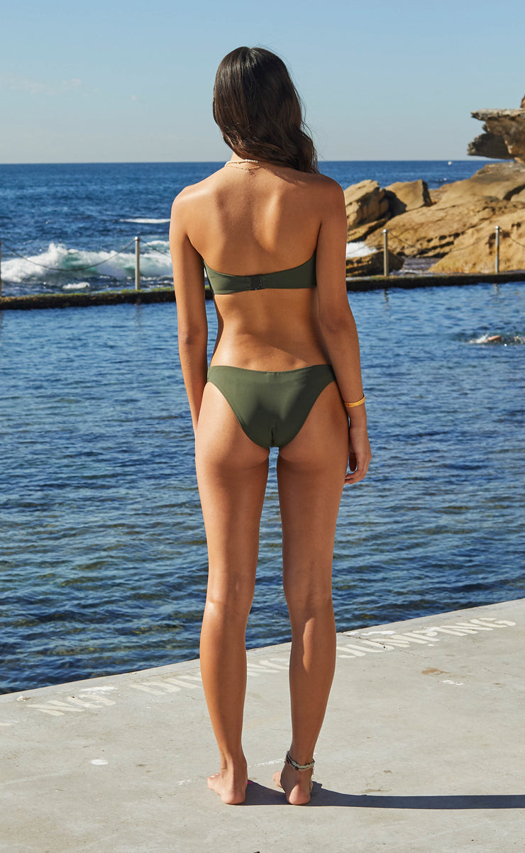 WAVE RIDER BOTTOM - KHAKI