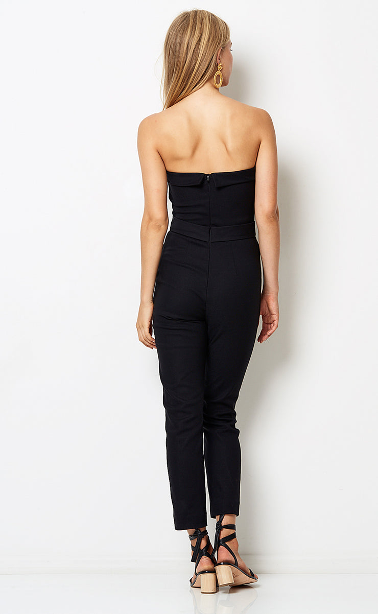 CHICO JUMPSUIT - BLACK