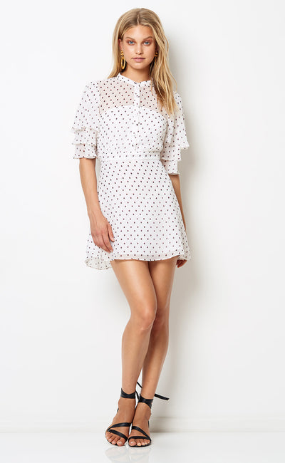 LITTLE CUBA MINI DRESS - SPOT
