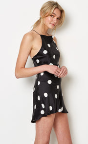 MAMITA MINI DRESS - BLACK