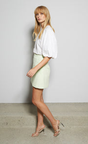 EVELYN BLOUSE - IVORY