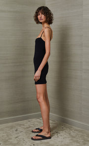 SCOUT MINI DRESS - BLACK