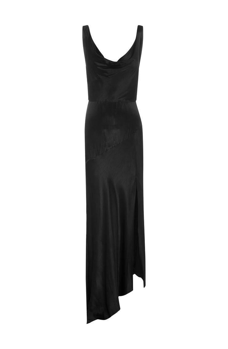 KAIA DRESS - BLACK