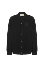 BE MINE BOMBER - BLACK