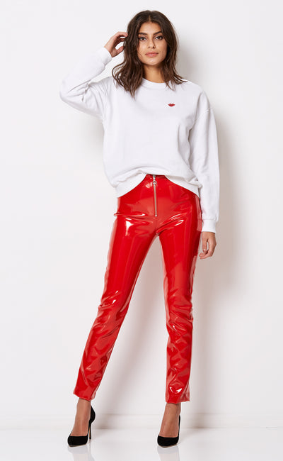 MAJOR PANT - RED