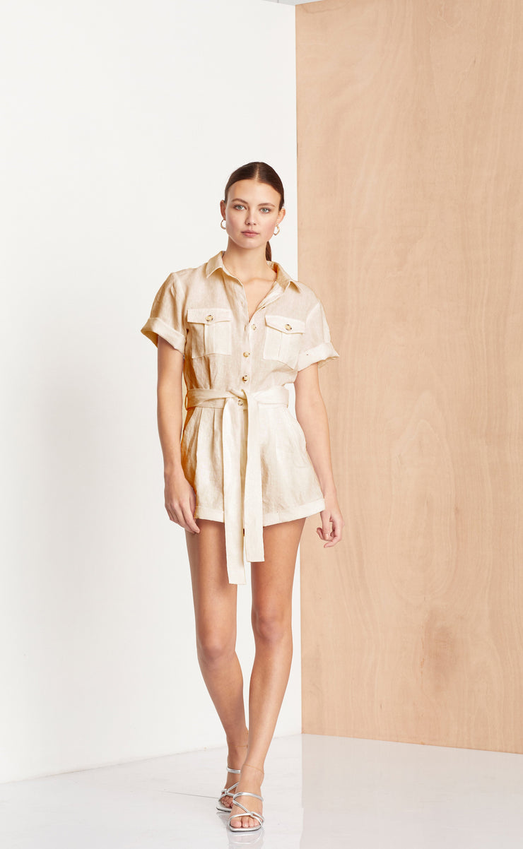 NATUREL JUMPSUIT - SILT