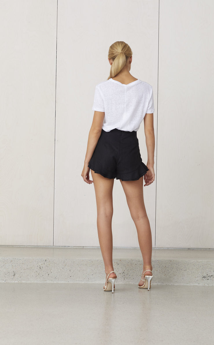NATUREL SHORT - BLACK