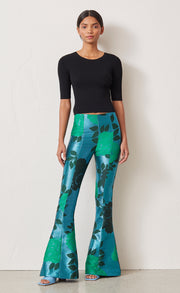 SPARKLE SOIREE PANT - LUREX