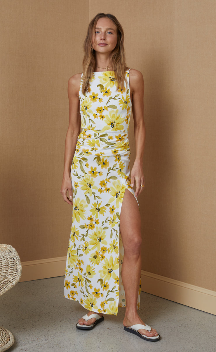 DAPHNE MAXI DRESS - PRINT