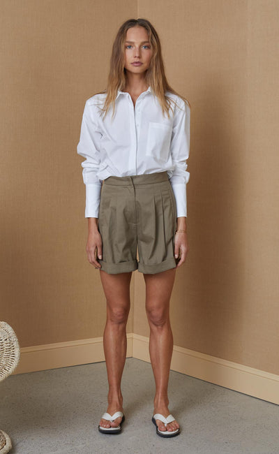 TAMSEN SHORT - CLAY
