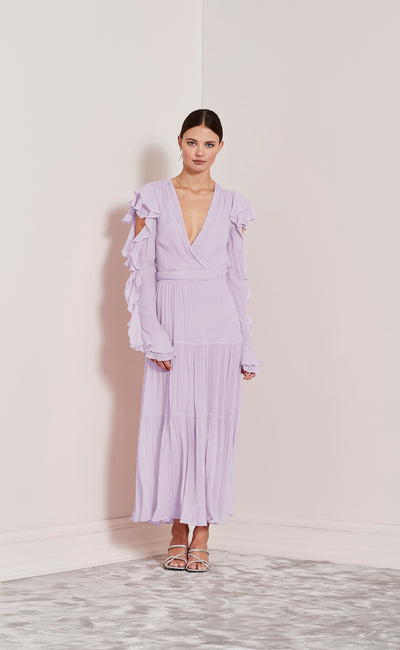 ENDLESS LOVE DRESS - LILAC