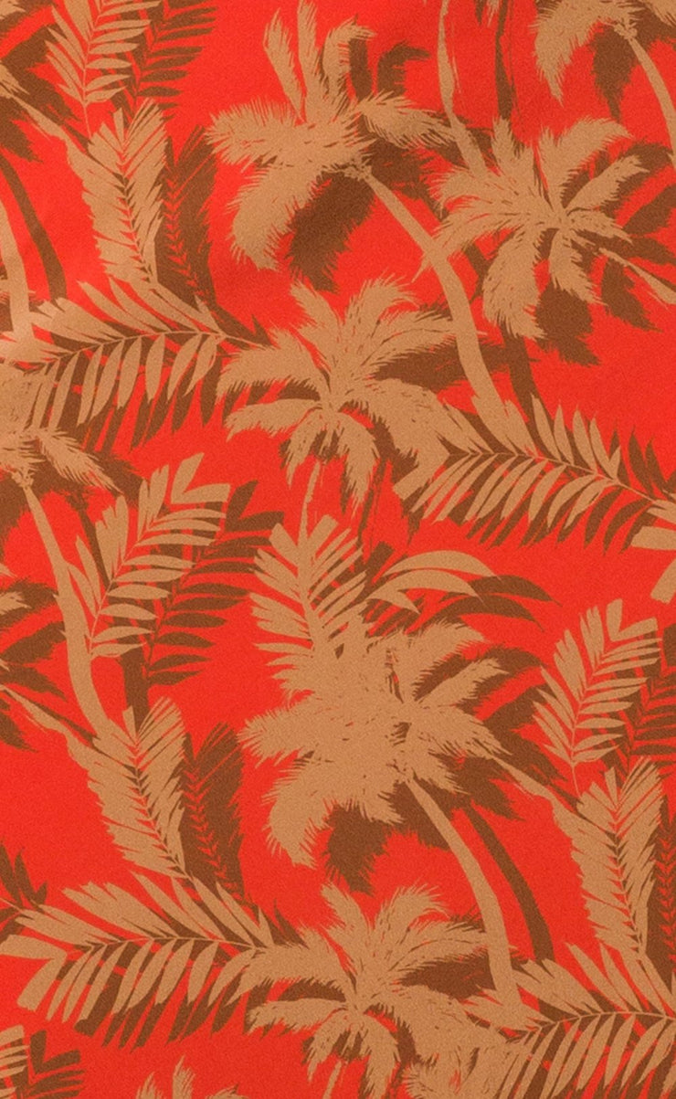 SHADY PALM TOP - RED PALM